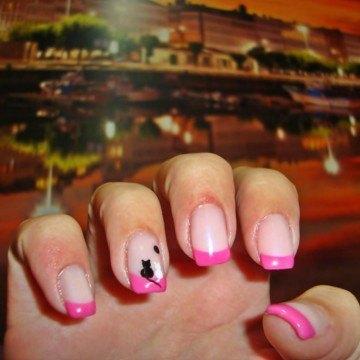 decoraciones-manos-manicura-gato-nails