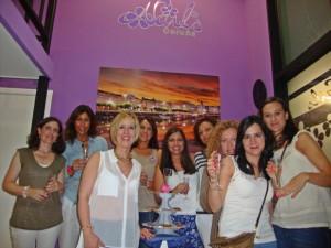 BeautyParty en Nails Coruña