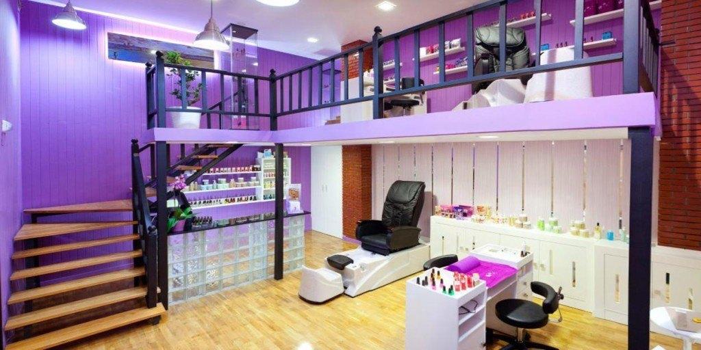 Salón de belleza Nails Coruña