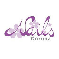 Logo Nails Coruña