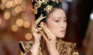 Manicuras durante la antigua China
