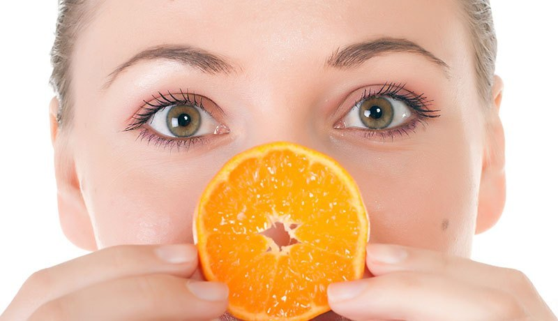 Tratamiento facial de Vitamina C en Nails Coruña