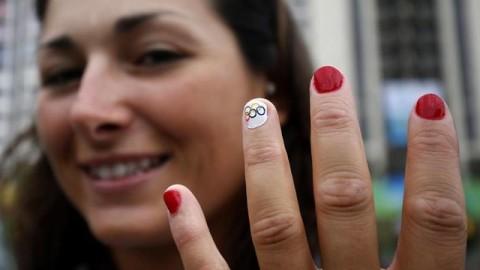 Decoraciones en las uñas- Nail Art – La moda que causa furor entre las olímpicas en la Villa