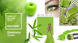 Greenery - Color del año 2017