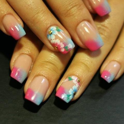 Tendencias Nail Art en diseños de uñas