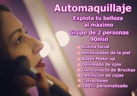 Curso Automaquillaje en A Coruña
