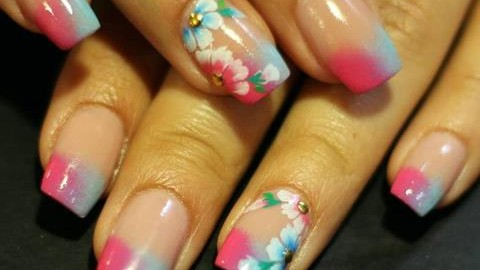 Tendencias Nail Art 2019