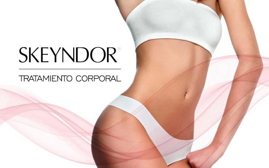 Tratamiento corporal BodySculpt Skeyndor en Nails Coruña